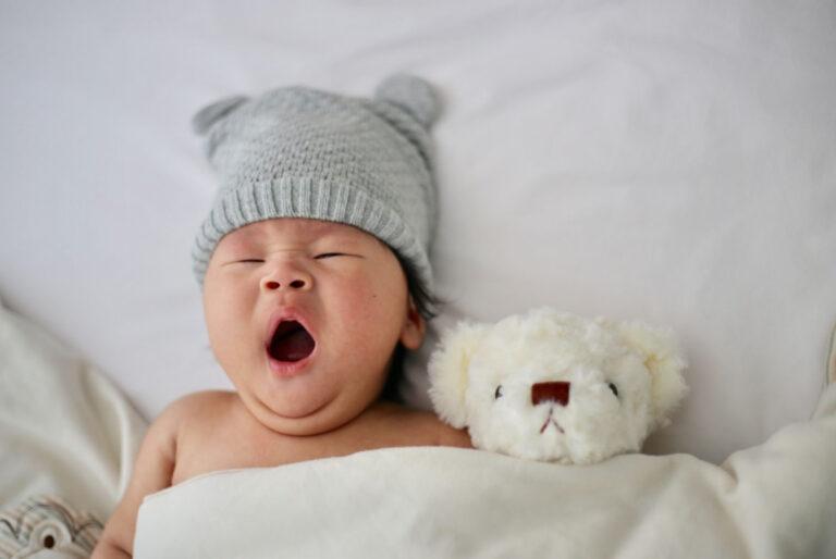 Picture of baby born through IUI